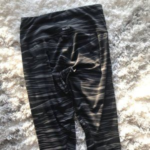 Adidas cropped tights for yoga, gym, bike, running